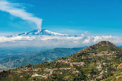 SICILY: Mt. Etna and Modica