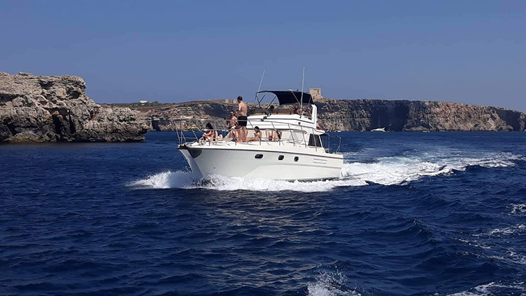 Exclusive Private Sunset Charter