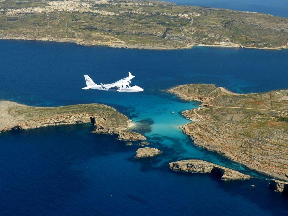 Sightseeing Flights in Malta