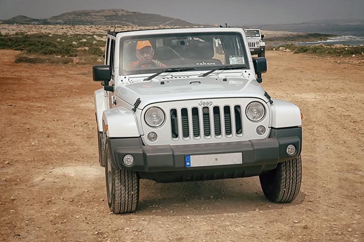 Ranger Gozo Jeep Safari