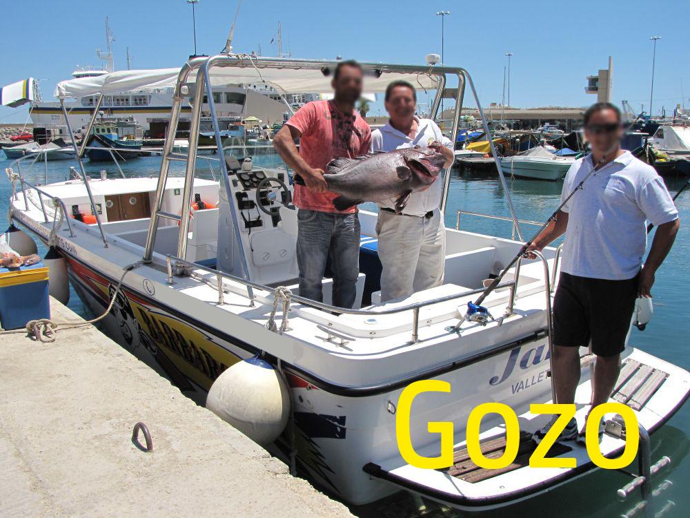Fishing Trips: Drifting & Reef fishing