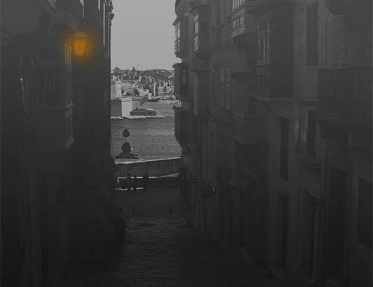 The Dark Side of Valletta Legends, Murders & Mysteries
